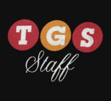 30 Rock TGS Staff Logo by joshgranovsky