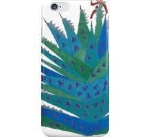 Christmas Yuka Plant iPhone Case/Skin