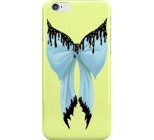 Bowlicious (Blue) iPhone Case/Skin