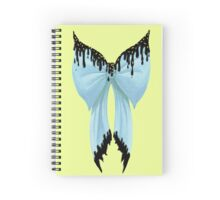 Bowlicious (Blue) Spiral Notebook