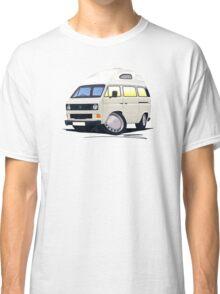 VW T25 / T3 (High Top) White Classic T-Shirt