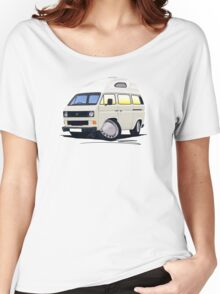 VW T25 / T3 (High Top) White Women's Relaxed Fit T-Shirt