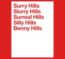 Surry Hills Kids Tee