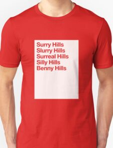 Surry Hills Unisex T-Shirt