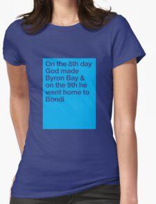 Bondi Womens Fitted T-Shirt