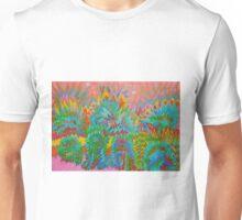Aztec Multicolor Crazy Unisex T-Shirt