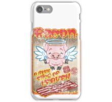 BACON! iPhone Case/Skin