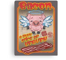 BACON! Canvas Print