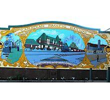 Moosejaw Mural Photographic Print