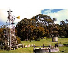 Rural Oz Photographic Print