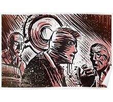 SECONDS, 1966, Art, Rock Hudson, John Frankenheimer, Sci-Fi, Thriller, Suspense, Mystery, Movie Buff, Father's Day, Birthday Present Poster