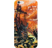 Never Forsaken iPhone Case/Skin