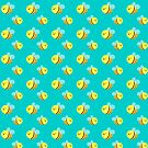 Bees - Pattern by AnishaCreations