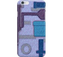 Arctic B.A.T. Battle Android Trooper iPhone Case/Skin