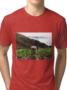 Wildflower in the Wild West Tri-blend T-Shirt