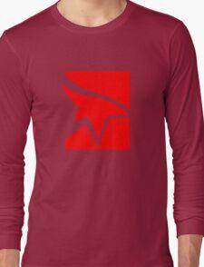 Mirror's Edge Logo Long Sleeve T-Shirt