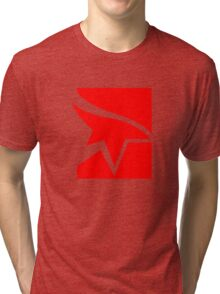 Mirror's Edge Logo Tri-blend T-Shirt