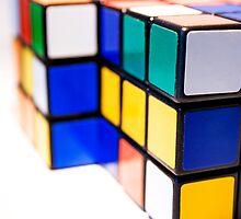 Rubik's Cubes by Katie Batchelor