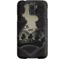 Out of the Black Samsung Galaxy Case/Skin
