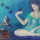 &quot;Velvet obsessions&quot; by dorina costras