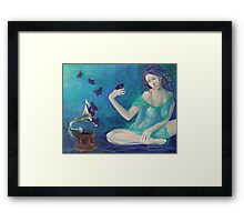 """""""Velvet obsessions"""" Framed Print"""