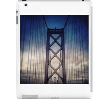 Bay Bridge Gloom iPad Case/Skin