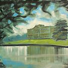 &#x27;Mr Darcy&#x27;s &#x27;Pemberley&#x27; (Lyme Park)&#x27; by Martin Williamson (cobbybrook)