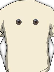 Eyes at the back. T-Shirt