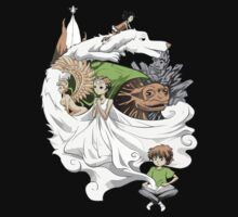 The Neverending Story - Montage  One Piece - Short Sleeve