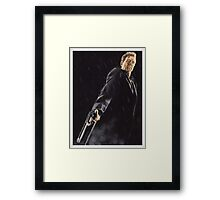 John Hartigan - Sin City Framed Print