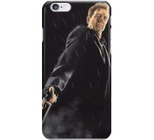 John Hartigan - Sin City iPhone Case/Skin