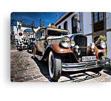 Pierce Arrow Canvas Print