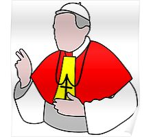 The Pope Poster