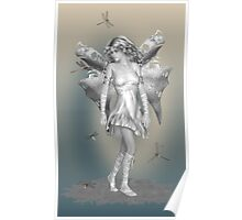 The Fae and the Dragonflies Poster