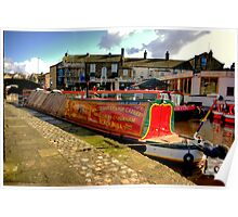 """The Barge """"Pearl Barley""""  #2 Poster"""