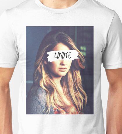 Malia Hale | Coyote Unisex T-Shirt