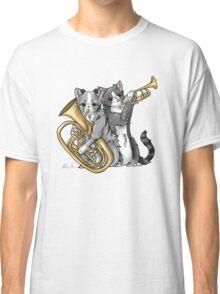 Brass Cats Classic T-Shirt