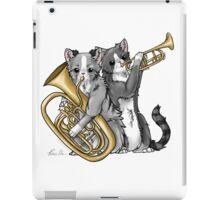 Brass Cats iPad Case/Skin