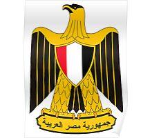 Egypt Eagle Poster