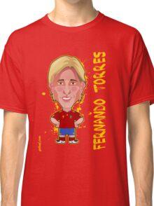 Fernando Torres, Spain Classic T-Shirt