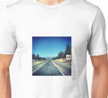 Snow in Arizona Unisex T-Shirt