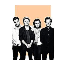 ONE DIRECTION OT4 Photographic Print