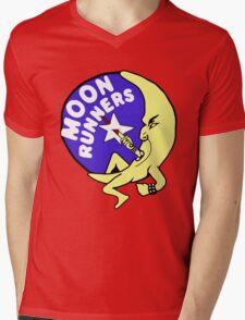The Moonrunners Mens V-Neck T-Shirt