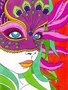 Masquerade by borrowedsummer