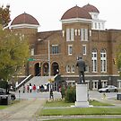 Sixteenth Street Baptist Church, Birmingham, AL  by AJ Belongia