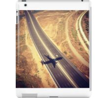 Plane Crossing iPad Case/Skin