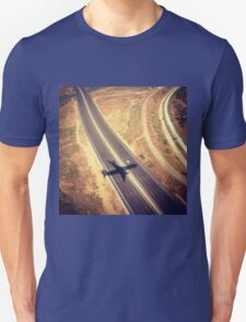 Plane Crossing T-Shirt