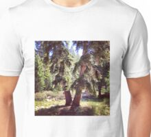 Two Trees in Tahoe Unisex T-Shirt