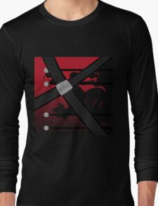 Boston Crusaders Uniform  Long Sleeve T-Shirt