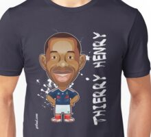 Thierry Henry France Unisex T-Shirt